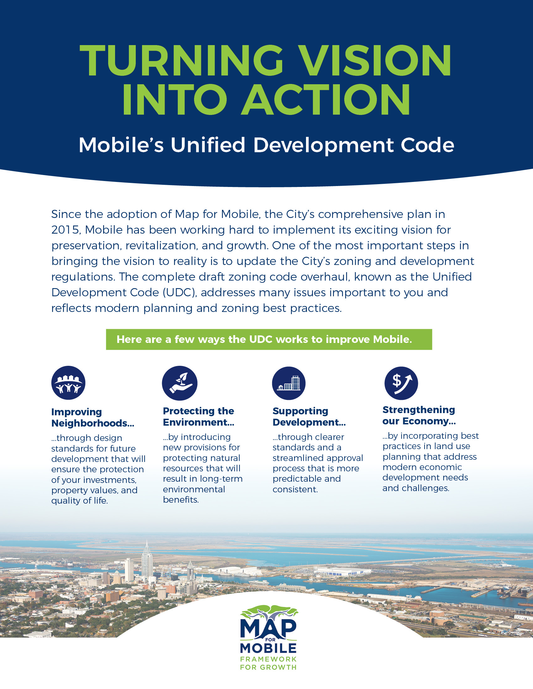 Mobile UDC Brochure cover