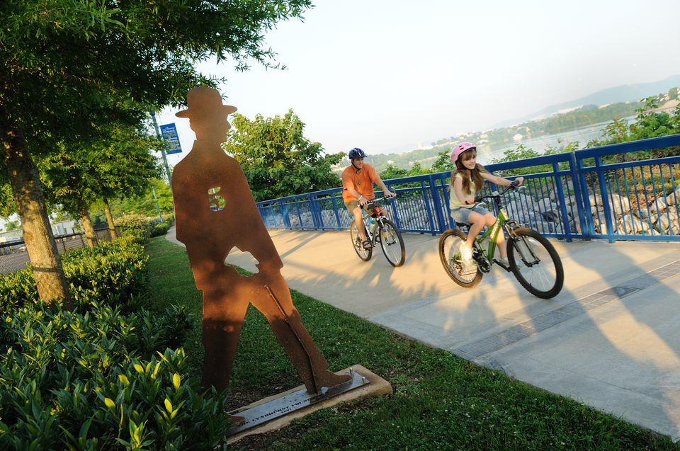 Tennessee Riverwalk via TPL.org